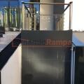 Asansör Tipi Yükleme Rampaları